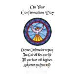 Confirmation Candle 0755