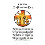 Confirmation Candle 0764