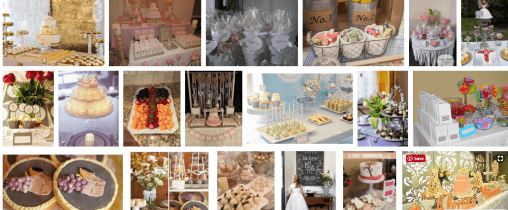 First Holy Communion Gifts And Party Ideas In Ireland