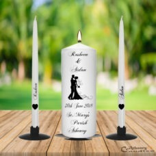 Wedding Unity Candle Set