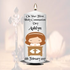 Communion Candle 248