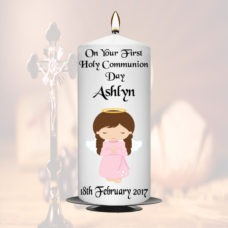 Communion Candle 249